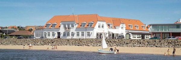 Badehotel Hjerting, Esbjerg Jylland