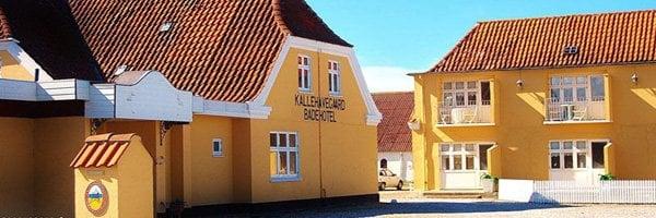 Badehotel, Løkken, Kallehavegaard, Nordjylland