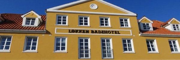 Løkken badehotel, nordjylland