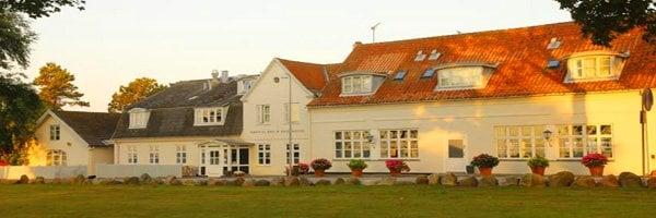 Rødvig badehotel, sydsjælland