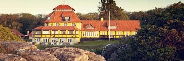 Badehotel Bornholm, Stammershalle Badehotel