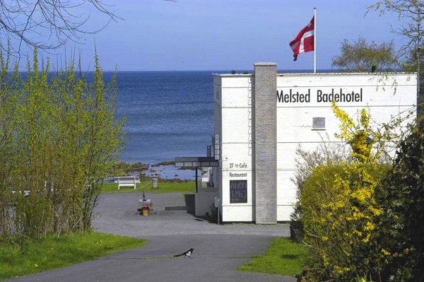 Melsted Badehotel, Bornholm